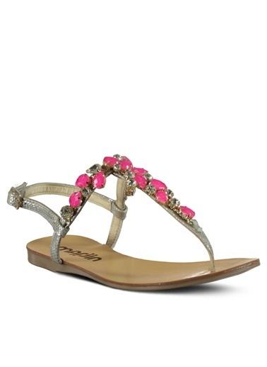Marjin Sandalet Fuşya
